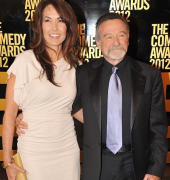 Robin Williams' Widow Reveals His Shocking Health Secret