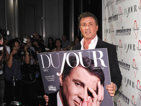 Sly Stallone Remembers Robin Williams: 'He Was Seriously a Genius'