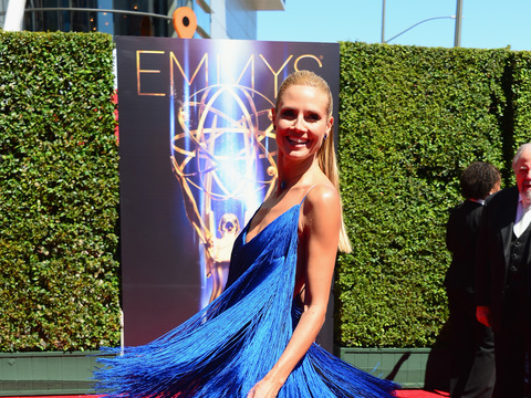 Creative Arts Emmys 2014: Heidi Klum and All the Star Fashion