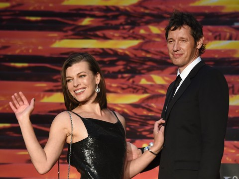 Baby News! Milla Jovovich Pregnant with Second Child