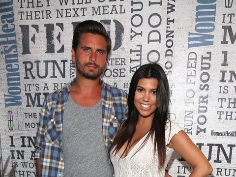 Scott Disick Reportedly Promised Kourtney Kardashian He'll Stop Drinking