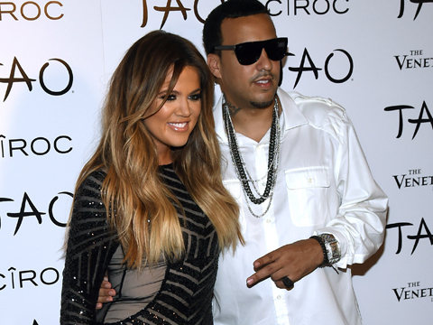 Which Rapper Set Up Khloé Kardashian and French Montana? Hint: It Wasn't Kanye!