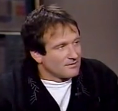 Robin Williams' 5 Best Moments on 'Letterman'