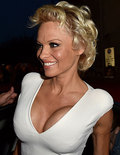 Extra Scoop: Pamela Anderson Rants Against ALS Ice-Bucket Challenge