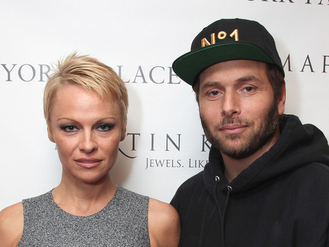 Pamela Anderson Changes Her Mind About Divorcing Rick Salomon