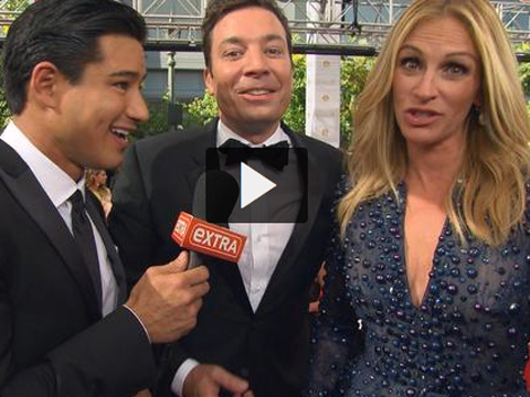 'Extra's' New Team Shares Their 'Virgin' Emmy Moments!