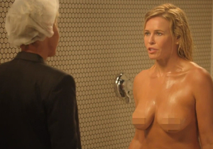 Sceces Nude shower