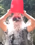 Matt Damon's Ice Bucket Challenge Might Gross You Out!