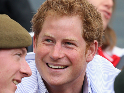 Extra Scoop: Meet Prince Harry's New GF, Camilla Thurlow!