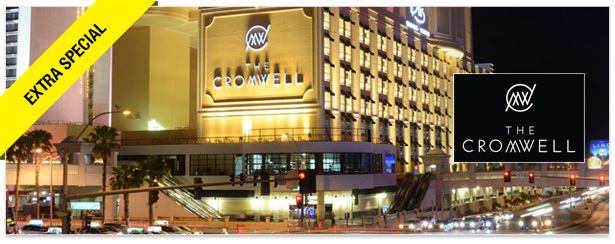 Win It! A 2-Night Stay at The Cromwell Las Vegas