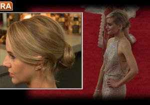 L'Oreal Recreates Emmy Hairstyles