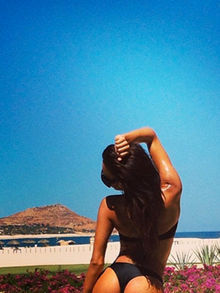 Stars in Bikinis! Kim K, Kendall Jenner, Selena Gomez and Other Hotties