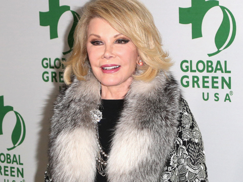 The Latest on Joan Rivers' Health Scare