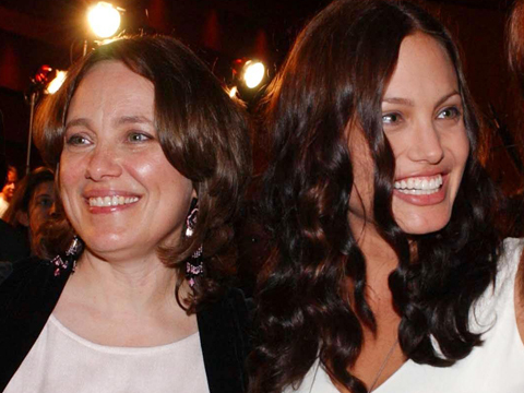 How Brad Pitt Honored Angelina Jolie's Late Mother at the Wedding