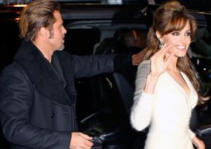Brad Pitt and Angelina Jolie's Wedding: New Details and Photos!