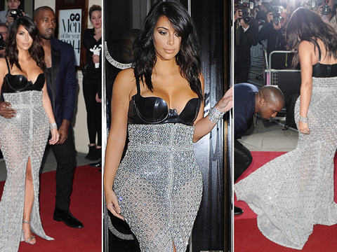 Why Kim K Was Peeved When She Won GQ Woman of the Year