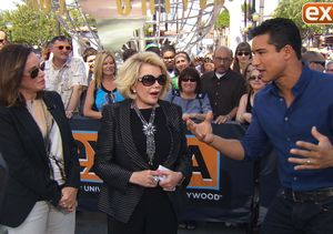 Joan Rivers: Her Hilarious Last Interviews with 'Extra'
