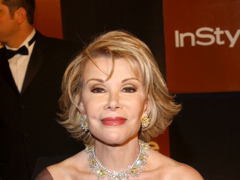 Joan Rivers Had Her Own Ideas About Her Funeral