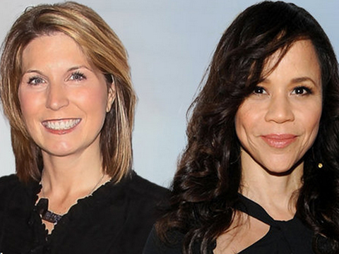 Nicolle Wallace and Rosie Perez Join 'The View'