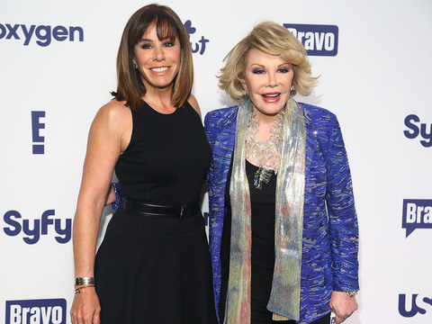 Heartbreaking Video: Joan Rivers Once Talked to Melissa About Dying