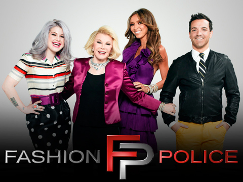 Will 'Fashion Police' Continue Without Joan Rivers?