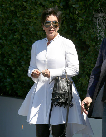Reported Death Threats Against Kris Jenner Spark FBI Raid
