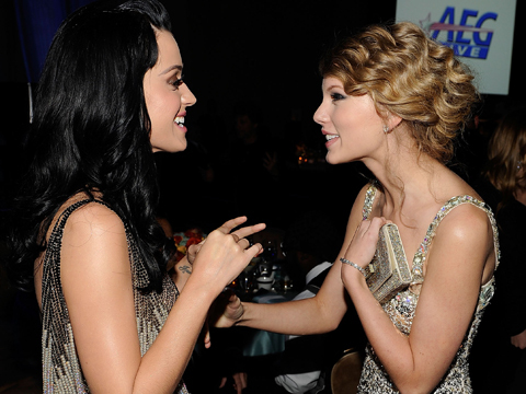 Is There 'Bad Blood' Between Taylor Swift and Katy Perry?