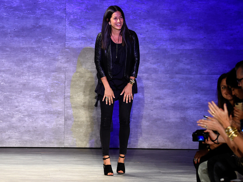 Fashion Week 2014: Rebecca Minkoff's Show in 3D!