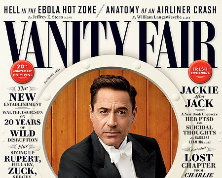 Robert Downey Jr. Opens Up on Addiction… and Shows Off Son Exton, 2