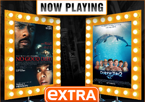 Now Playing Live Movie Reviews: 'No Good Deed' vs. 'Dolphin Tale 2'