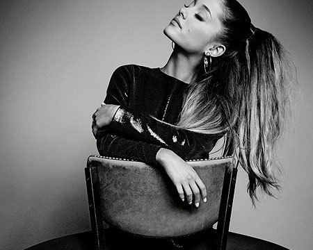 Ariana Grande's Extreme Image Makeover: 'I Made Out with a Rapper'