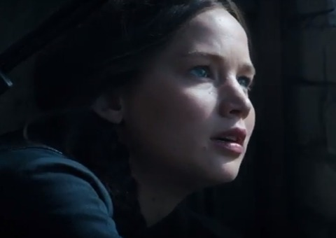 The New 'Hunger Games: Mockingjay' Trailer Will Give You Goosebumps!