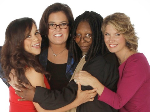 'The View': Rosie O'Donnell Is