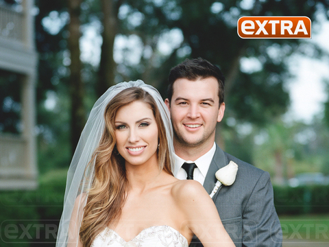 Katherine Webb & AJ McCarron's Wedding: Exclusive Pics of the Dress, Video and More!