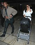 Kim K Defends Kanye West after Wheelchair Flub