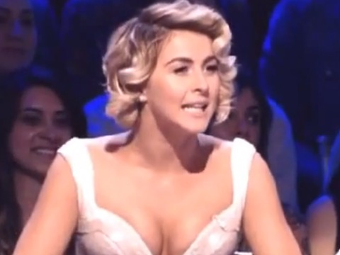 'DWTS' Premiere: The Good, the Awkward… and Julianne Hough's Cleavage!
