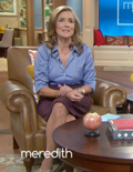Meredith Vieira Opens Up About Why She Stayed in Abusive Relationship