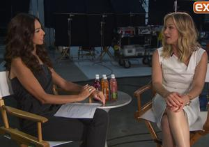 Christina Applegate on Fruitwater Campaign, Pressures to Lose Baby Weight