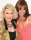 Video: Melissa Rivers Shares the President's Touching Message About Joan