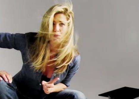 Video: Jennifer Aniston Shares Sexy Hair Secrets!
