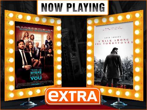 Now Playing Live Movie Reviews: 'Tombstones' vs. 'This Is Where I Leave You'