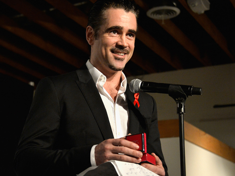Casting News! Colin Farrell Joins 'True Detective'