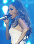 Pics! J.Lo's Booty-Poppin' Performance in Singapore