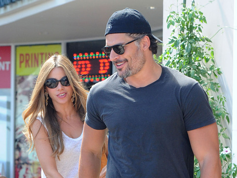 Sofia Vergara Says She Wooed Joe Manganiello with Her New Fragrance