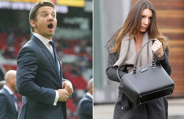 Jeremy Renner Secretly Married GF Sonni Pacheco!