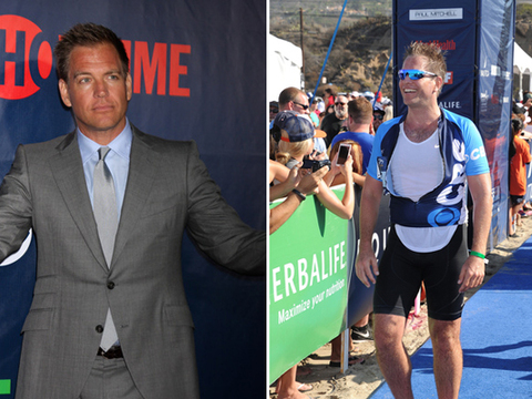 See 'NCIS' Star Michael Weatherly's Amazing Body Transformation!