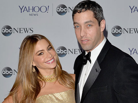 Sofia Vergara Spotted with Ex-BF Nick Loeb