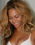 Beyoncé Shows Off Teeny Tiny Waist in White Hot Lingerie