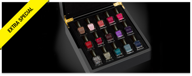 Win It! A Nail Polish Kit from Deborah Lippmann