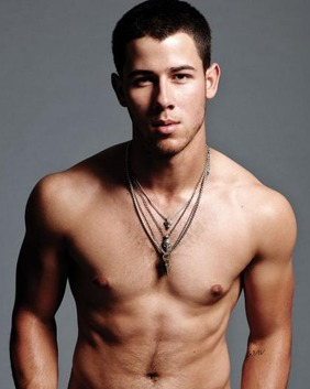 All Grown Up! Nick Jonas' Nearly NSFW Photo Shoot